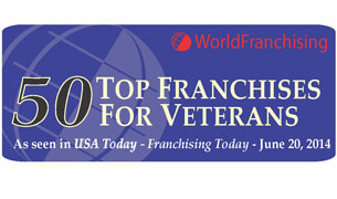 Top 50 Vet Franchises