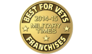 MIlitary Times Best For Vets 2014-15