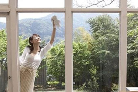 7 steps to allergy relief with spring cleaning