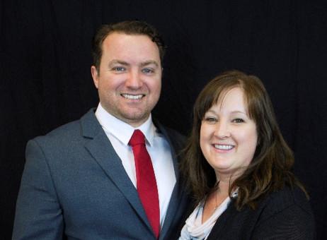 Josh and Courtney Martin